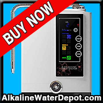 Venus 5-plate Water Ionizer (BEST PRICE $1,195)
